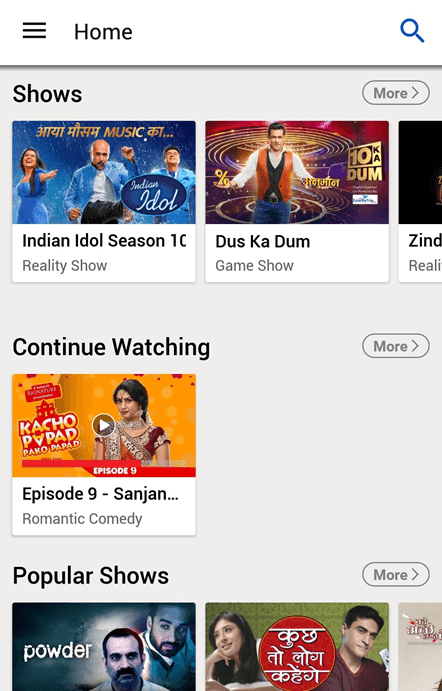 Top 3 Tips to Download Movies and Shows from Sony LIV- InsTube