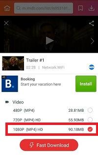 imdb video downloader