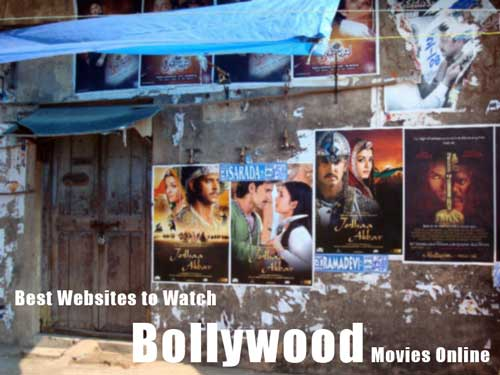 best websites watch Bollywood movies online