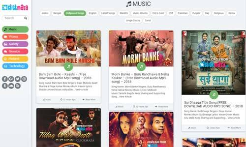 clickmaza-download-Bollywood-songs-2018