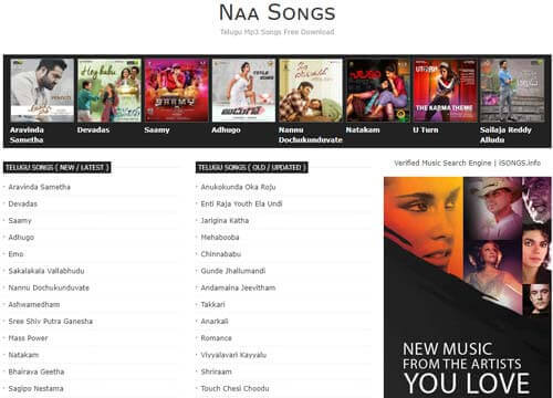 Telugu Songs Download Best Sites To Download Telugu Songs Instube